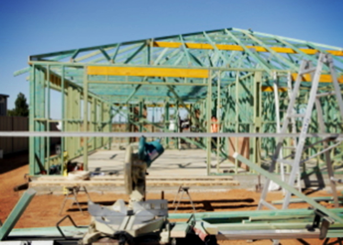Timberlink Blue® Structural Framing Timber from Hazelwood & Hill