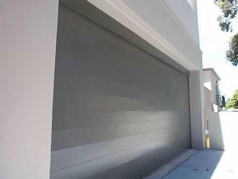 The tilter door from graham day garage doors a one piece for 1 piece garage door