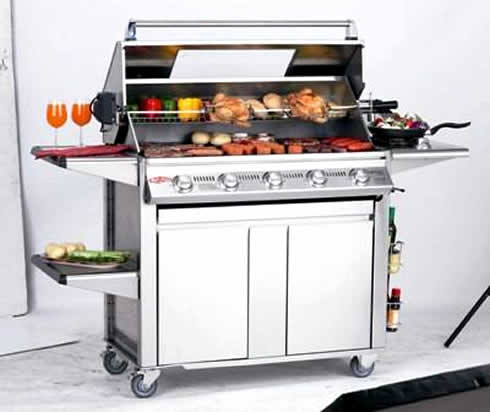 retailer of australian barbeques heating outdoor furniture and more