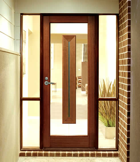 Perfect Craftsmanship In Timber And Glass Doors From