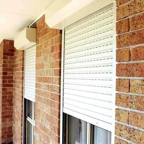 Window Security Roller Shutters From Half Price Shutters For Peace Of Mind