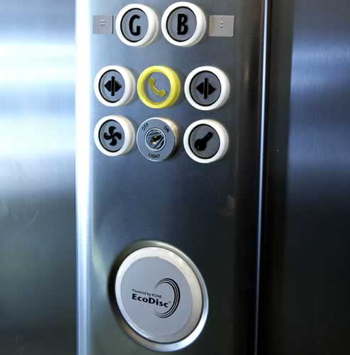 Disabled access lifts by KONE Elevators