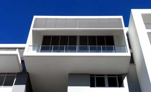 Environmental sun control solutions from Maxim Louvres