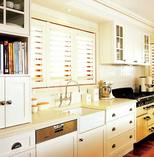 French Provincial Galley Kitchen: The Agnew French Provincial Kitchen By Wonderful Kitchens