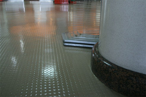 Endura Premium Rubber Flooring From Dalsouple