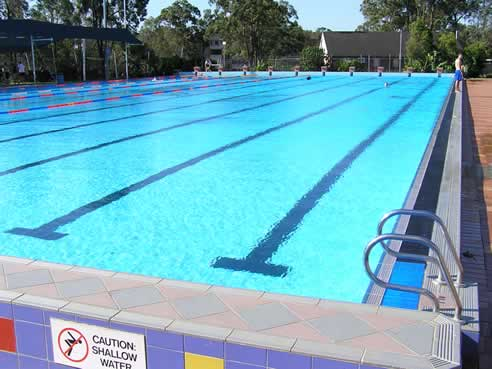 Epotec Hi Build Epoxy Coating From Hitchins Technologies For Swimming Pools