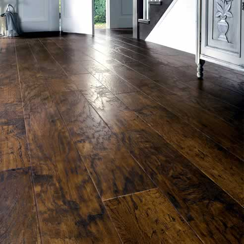 Hand Crafted Wood Flooring By Karndean Australia