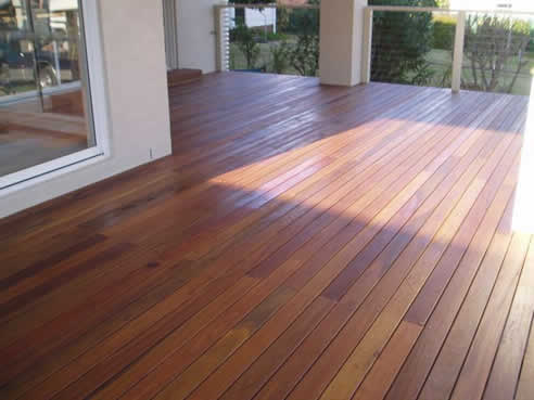 Hardwood Decking Sydney With Bransons Building Materials