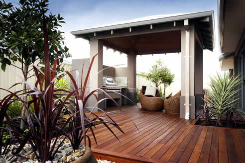 Timber decking from Sydney Flooring - all decked out and ...
