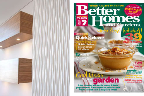 Better Homes And Gardens Magazine And Tv Show Feature 3d