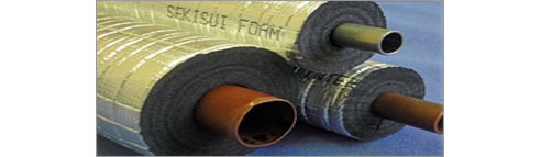 Pipe insulation sydney from sekisui foam australia for Best copper pipe insulation