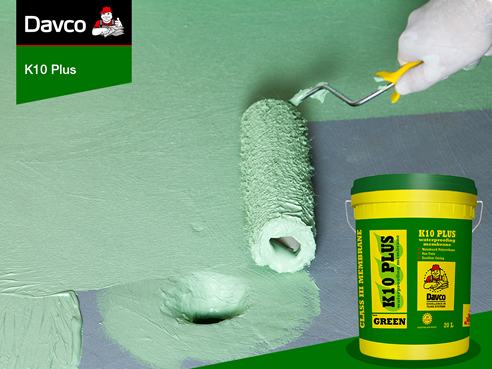 K10 Plus Class Iii Waterproofing Membrane From Davco