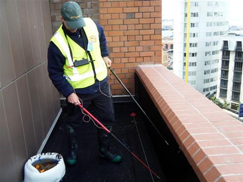 Leak Detection For Leaking Balconies International Leak