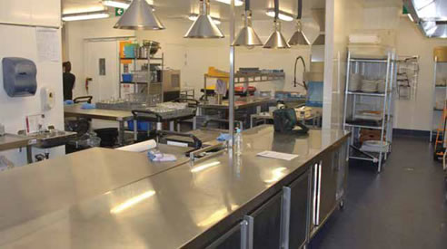 Commercial Kitchen Floors And Walling From Altro