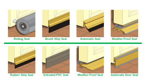 Mercury Window And Door Seal Range Cowdroy Smithfield
