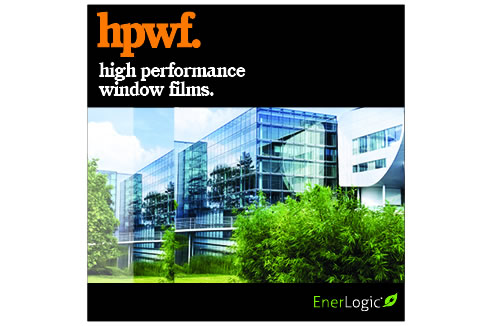 Insulation for windows from high performance window films for High insulation windows