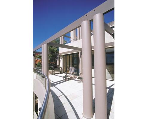 exterior column system arista independent building solutions wetherill park nsw 2164. Black Bedroom Furniture Sets. Home Design Ideas