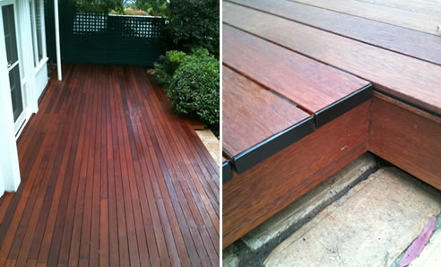 Alternative nail system for decking khd malvern vic 3144 for Alternative to decking