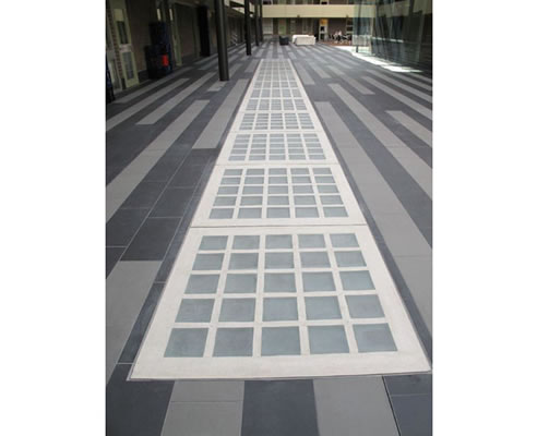 Fire Rated Glass Block Pavers Obeco Glass Blocks