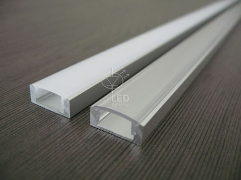 Led Mounting Profiles Optic Fibre Amp Led Lighting