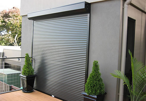 Domestic Roller Shutters Melbourne From Eurotec Window
