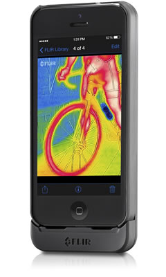 iphone thermal camera thermal imaging for iphone flir 12386