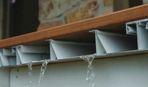 Aluminium Decking Joists | NexGEN Decking