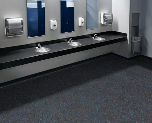 Eco Friendly Safety Flooring Polyflor