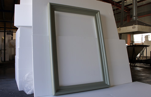 Large Lightweight Picture Frames Polystyrene Products