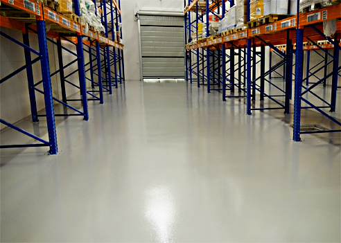 Stonhard 'Stonclad' High-Strength Commercial Flooring | Ascoat