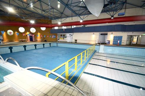 raising the floor at broadmeadows pool composite engineering