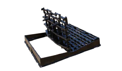 Storm Drain Grates And Side Entry Pit System Ej