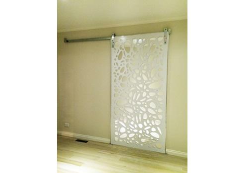 Indoor privacy screen installation tips qaq architectural for Indoor screen door