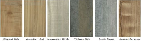 loose lay vinyl plank colours