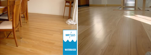 water based timber floor coating