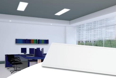 Pierlux Eco Led Panel Lighting Pierlite