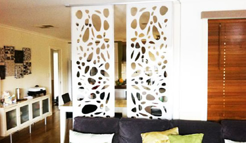 Superieur Decorative Screen Wall Partition