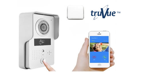 TruVue WIFI Video Intercom Door Phone
