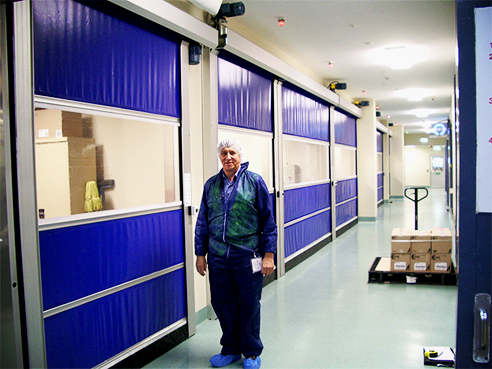 Roller shutter solutions from DMF International