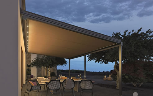 Sottezza II Awning