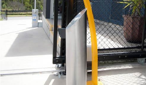 Steel Safety Bollard