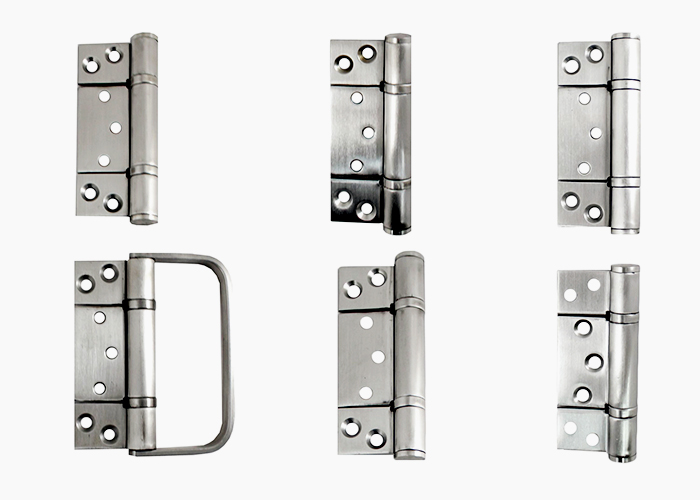 Allweather Hinge Sets in Stainless Steel from Cowdroy