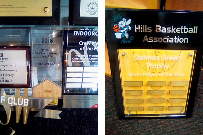 Awards and More from Architectural Signs Sydney
