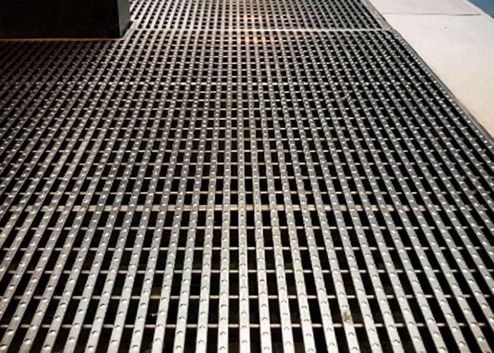 Hydro Stainless Steel Grating for Exhibition Centre Expansion
