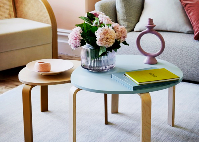 Living Room Paint Colour Styling by Julia Green with Dulux