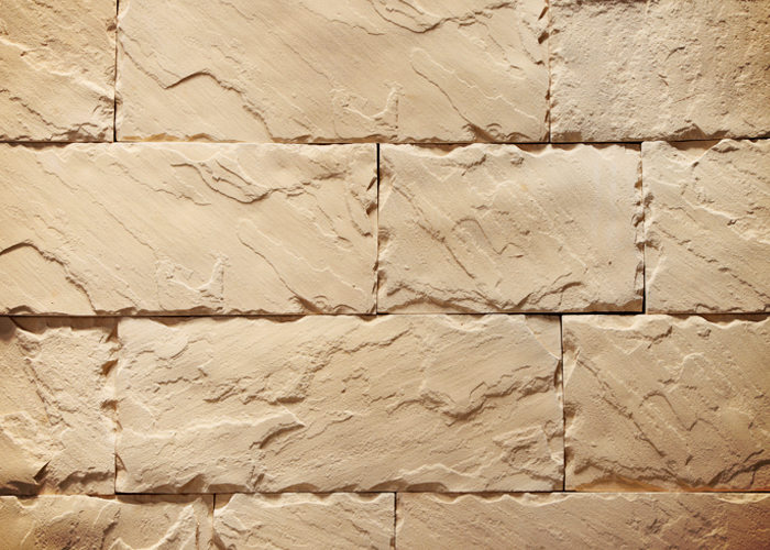 Sandstone Manufactured Stone Veneer from CraftStone