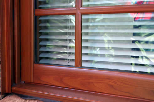 Decowood Timber Finish For Windows And Doors