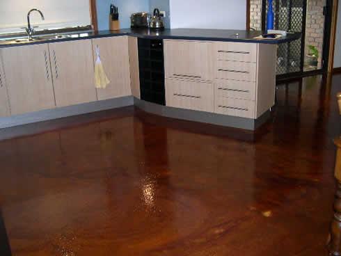 Concrete polished floor polished concrete protection for Vinegar on concrete floor