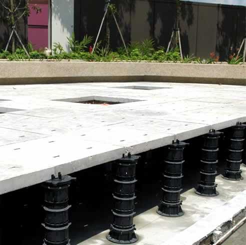 Versijack 174 75 Pedestal Support System From Elmich Australia