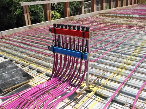 Environmentally Friendly Floor Heating By Comfort Heat
